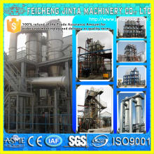99.9% Alcohol/Ethanol Turnkey Equipment Price Distillation Equipment