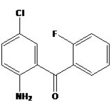 2-Amino-5-Chloro-2′-Fluorobenzophenone CAS No.: 784-38-3