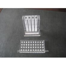 Kundengebundener erstklassiger Acrylstifthalter