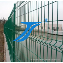 Welded Wire Mesh /Triangular Curved Fence
