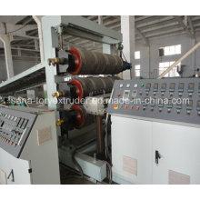 Conical Twin Screw Extruder Machine for PVC Free Foaming Board