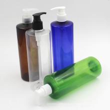 Bouteille en plastique de lotion de personnalisation de la couleur 300ml 500ml (NB235)