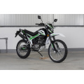 Motorcycle for 200cc displacement