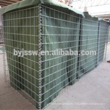 Low cost military wall hesco barrier mil 1 for partion