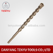 Industry use - tip SDS Max drill bit for reinforced concrete