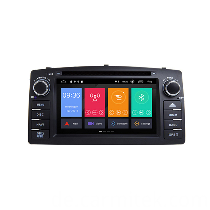 GPS Stereo Android for Corolla 2006