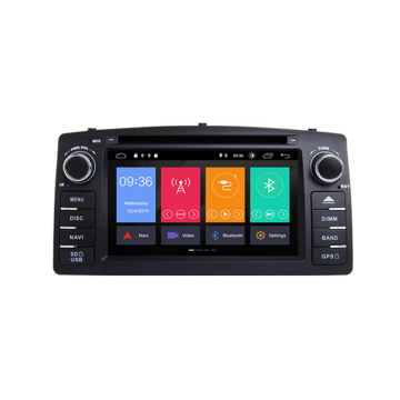 2 din Android pour Corolla 2000-2006