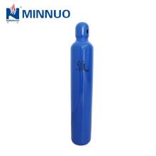 Cilindro industrial da fábrica 50L do oxigênio / ar / Nigroten / hidrogênio / He / Ne / N2O