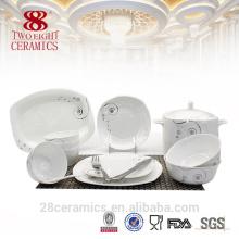 Louça fina de porcelana, louça turca por atacado