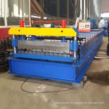 Machine de fabrication de tôle d'acier c10