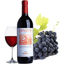 Dynastie sec rouge vin 750ML