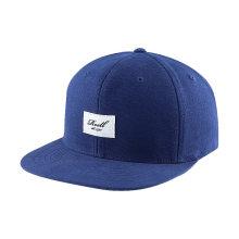 Chapéus feitos sob encomenda do Snapback do painel do nylon 5 dos homens