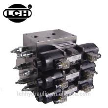 manual making machine hydraulic power unit