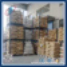 Push-back pallet Racking adjustables shelves