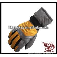 Nuevo guante de esquí personalizado caliente barato 2013