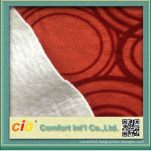 2015 Hot Sell Suede Velvet Fabric with flocking