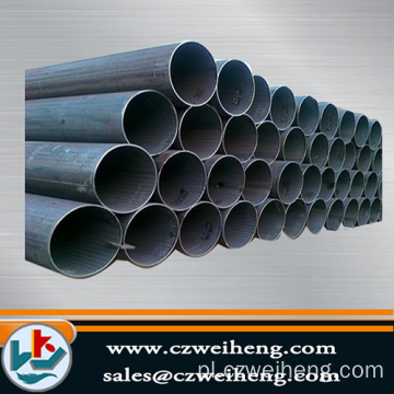 Erw Carbon Standard ANSI Seamless Steel