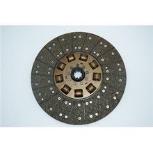 Clutch disc WG1560161130 for HOWO sinotruk