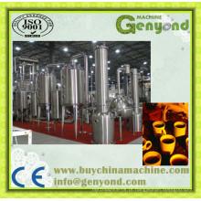 Fábrica de processamento de café instantâneo