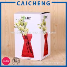 Cardboard paper box packaging custom design paper cosmetic box