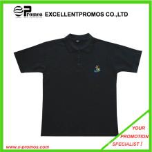 Camiseta promocional favorable del polo de la alta calidad (EP-T9082)