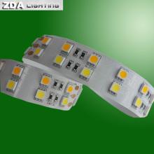 SMD5050 Double Row LED Strip (120LEDs/M))