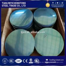 AISI Inox 304 201 2b Acabado Precios de la chapa de acero inoxidable