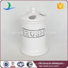 Suporte de escova de dentes de cerâmica de água YSb50017-01-th