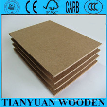 China 1220*2440*2-5mm Plain Hardboard Factory