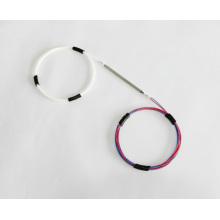 Acoplador de fibra óptica del acoplador de Fbt de 0.9mm sin el conector