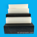 0.5-150mm Tebal Virgin Putih dan Hitam Actel Sheet
