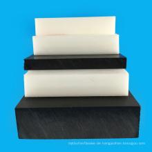 0,5-150mm Dicke Virgin White und Black Actel Sheet