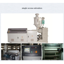 Single Screw Extruder, High Efficiency Screw Extruder