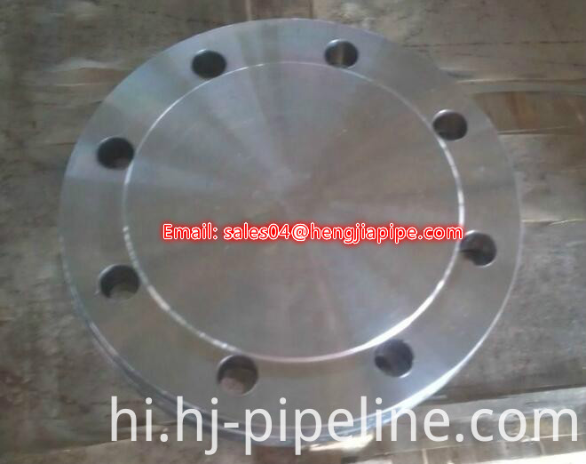 standard forged blind flange