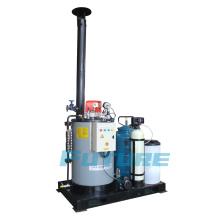 100kg / H Pequena caldeira de vapor compacta