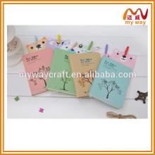 O caderno da árvore da vida, caderno de couro de alta costura compra na China