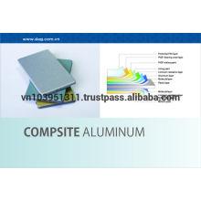 Vietnam price, high quality as requirement ACP panel Aluminium composite panel