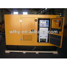 30KW 400V Generator with silent canopy