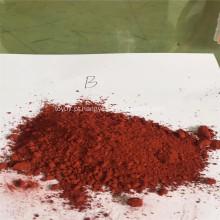 Pigmento vermelho de óxido de ferro 101 para blocos de concreto