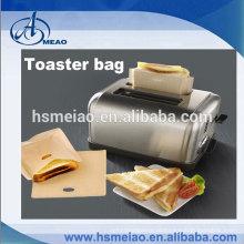 Экологически чистые ткани с тефлоновым покрытием Сумки для тостеров