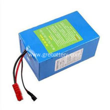 12V 40Ah Li Ion Rechargeable Battery Pack