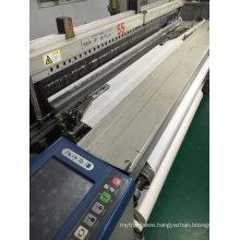 Toyota T710 Air-Jet Loom Weaving Machinery Year 2006 190cm Staubli 1661 Positive Cam
