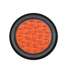 4 Inch 12V/24V Waterproof Round Tail Light