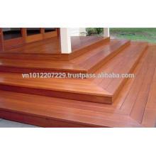 Eucalyptus marginata / Jarrah Decking / Beam / E4E / E2E