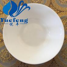 "Opal Glassware Reverse edge bowl 11"""