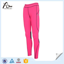 Pantalon de compression en gros Lady Sportwear respirant
