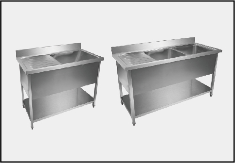High grade stainless steel body, heavy duty and durable