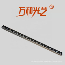 Lavadora de pared LED lineal para exteriores de alta calidad