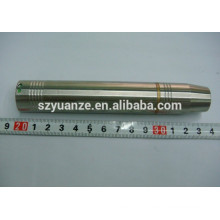 alibaba express Jade Testing Flashlight, led flashlight, 18650 stainless steel flashlight