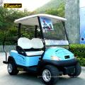 Carro de golfe elétrico feito sob encomenda do carro do carrinho do golfe da bateria do Trojan do seater da bateria do trio 48V 2 mini for sale